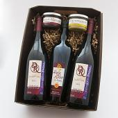 """Corbeille """"Le Vin et l'Olive"""""""