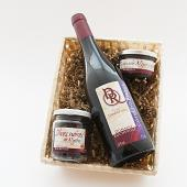 "Corbeille""Vin et Olives"""