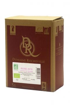 Côtes du Rhône Rosé BIO BIB 3 litres