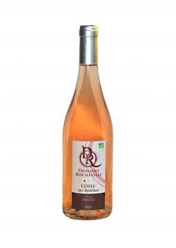 Côtes du Rhone rosé BIO 2016 cuvée Angèle