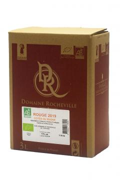 Côtes du Rhône rouge 2012 BIB   3litres