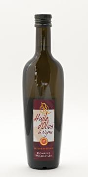 Huile d'olive de Nyons AOP bouteille 50cl