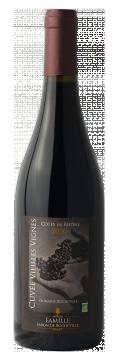 Côtes du Rhône rouge Bio 2020 cuvée Vieilles Vignes