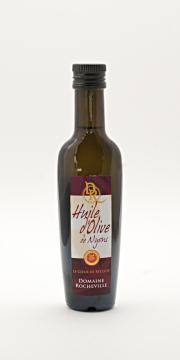 Huile d'olive de Nyons AOP bouteille 25cl
