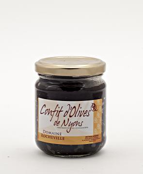Confit d'olives de Nyons AOP pot de 200g